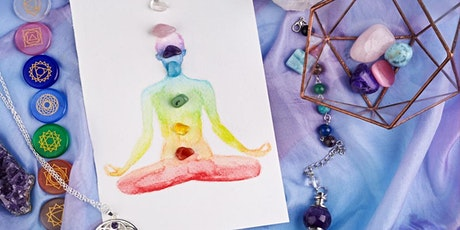 Session 5 - Throat Chakra Activation and Balancing tickets