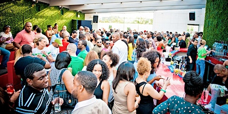 JERK & SUYA AFRO CARIBBEAN DAY PARTY | 2PM-9PM SAT APR 24TH @ BAR 5015 tickets