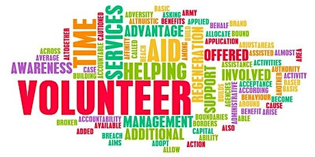 Introduction to Volunteering tickets