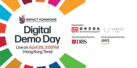 Impact Kommons 2.0 Digital Demo Day tickets