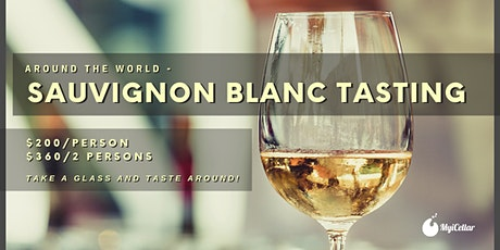 Around the World -  Sauvignon Blanc Tasting tickets