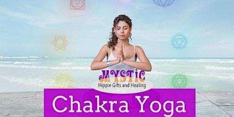 Chakra Yoga tickets