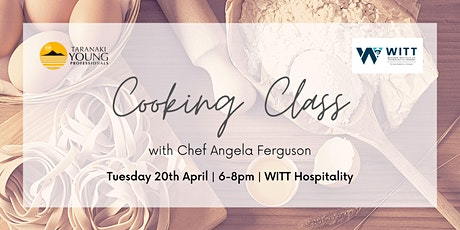 Cooking Class with Angela Ferguson at WITT tickets