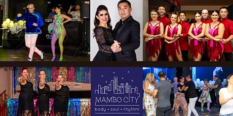 Salsa Classes Monday with Mambo City Adelaide tickets
