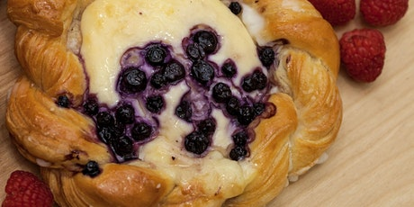 Cooking with pastries tickets
