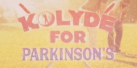 Kolyde For Parkinson's Sponsorships tickets