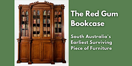 The Red Gum Bookcase tickets