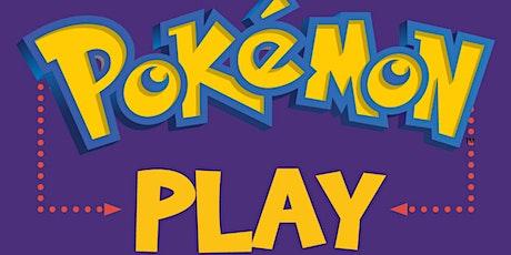 Pokemon tickets