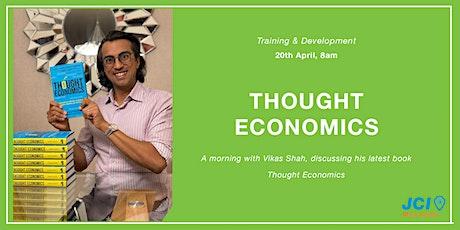 Thought Economics & JCI Manchester tickets