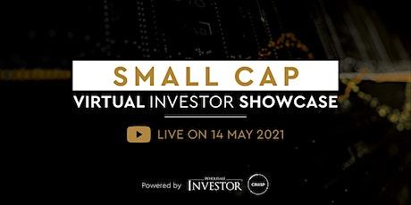 Small Caps Showcase tickets