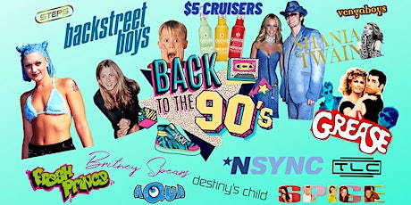 Back to the 90s  party! tickets
