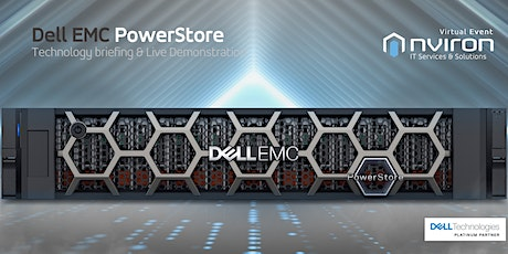 Storage for the next decade: PowerStore | Live Demo tickets