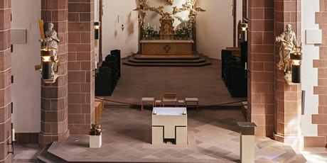 Zugangsgeregelte Eucharistiefeier 24./25. April 2021 Tickets