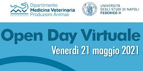 OpenDay Virtuale|Dipartimento di Medicina Veterinaria e Produzioni Animali biglietti