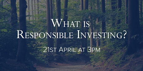 What is Responsible Investing? Tickets