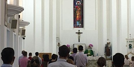 Messe du dimanche 18 avril, 9h30 tickets