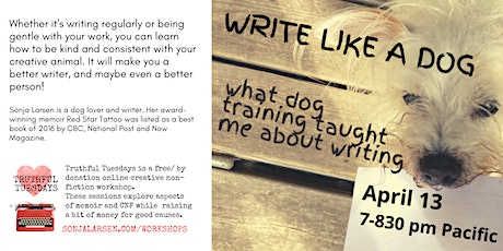 Good writer!  What dog training taught me about writing tickets