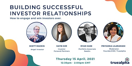 Building Successful Investor Relationships tickets