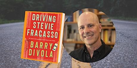 Barry Divola- author talk tickets