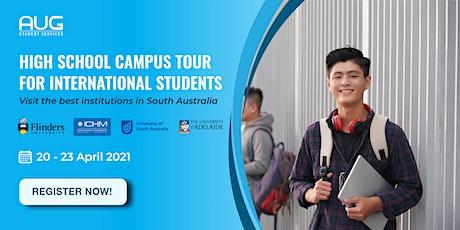 [AUG Adelaide] Campus Tour tickets