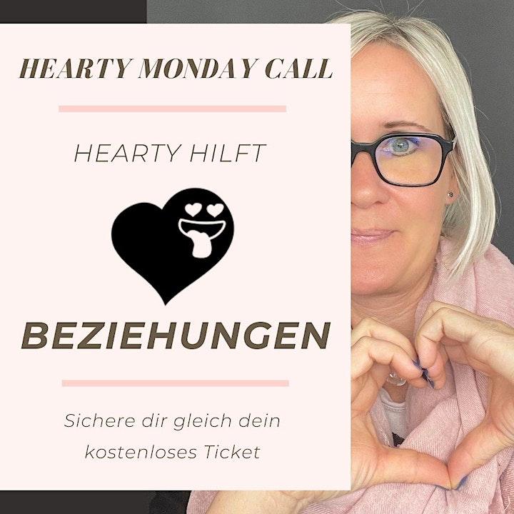 HEARTY ❤️ Monday Call BEZIEHUNGEN  ✅: Bild