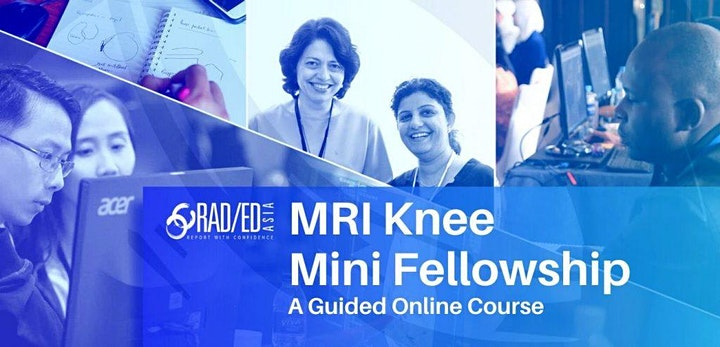 KNEE MRI ONLINE GUIDED MINI FELLOWSHIP 1st MAY image