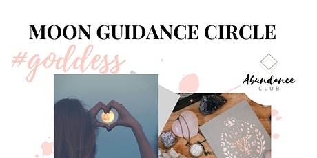 New Moon Guidance Circle tickets