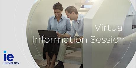 IE Virtual Fintech Day tickets