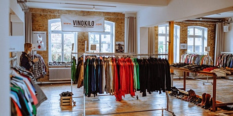 Spring Vintage Kilo Pop Up Store • Linz • Vinokilo Tickets