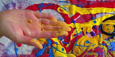 Empower World's Alumni Development Series: Blending Coaching & Visual Art tickets