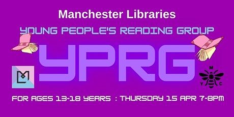 Young People's Reading Group tickets