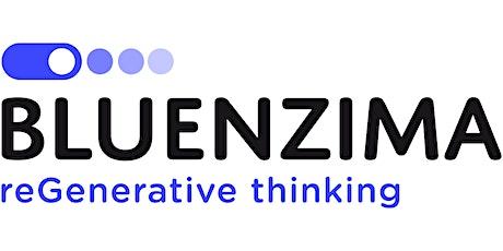 Il virtual coach dell'Economia Circolare: Bluenzima   reGenerative thinking biglietti
