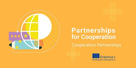 Erasmus+ KA2 Content Application Clinic for  Cooperation Partnerships tickets