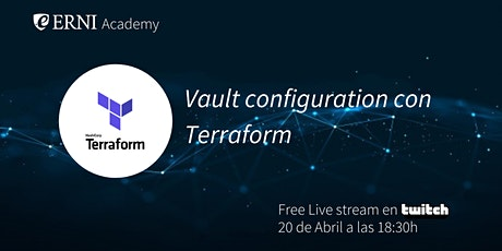 Vault configuration con Terraform tickets