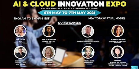 AI & Cloud Innovation Expo tickets