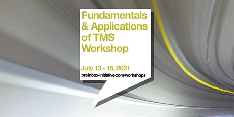 Brainbox Initiative Workshop: Fundamentals & Applications of TMS tickets