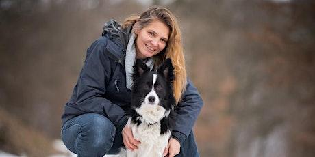 Dem Mythos auf der Spur–Unterschiede von Wolf und Hund m. Friederike Range Tickets
