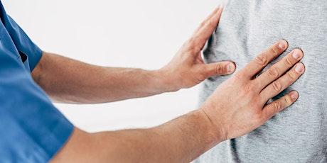 Prestation d'ostéopathie pour les agents du CH Roubaix billets