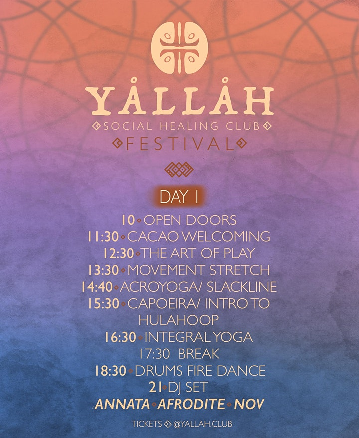 Yallah Festival image