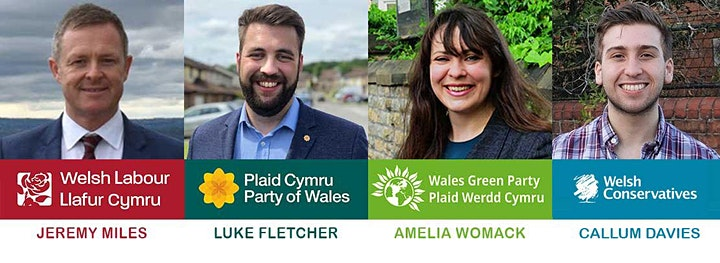 Wellbeing Economy Alliance Online Hustings for Wales image