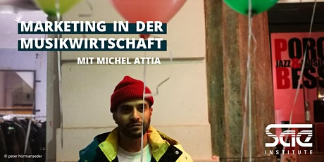 Marketing in der Musikwirtschaft mit Michel Attia (FM4) Tickets