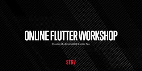 Online Flutter Workshop: Creation of a Simple XKCD Comics App tickets