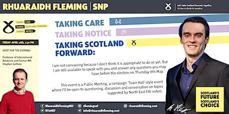 Rhuaraidh Fleming SNP - Candidate Public Meeting tickets