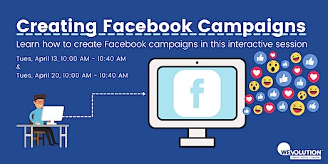 Creating Facebook Campaigns: An Introduction tickets