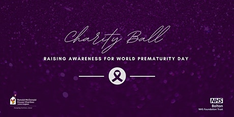 World Prematurity Charity Ball tickets