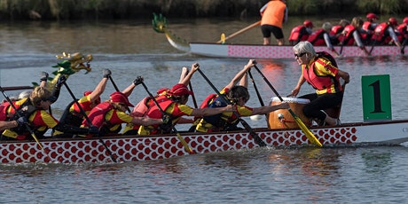 Come and Try Dragon Boating tickets