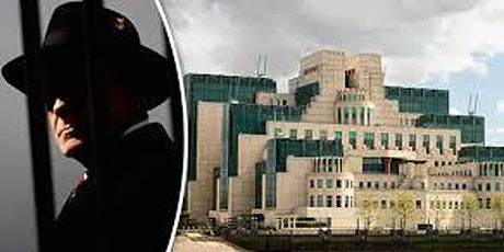 Secrets of MI6 with Penguin author Ed Glinert tickets