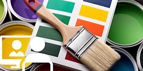 LiVEonWEB  | Selezione del colore e protezione delle superfici murali biglietti