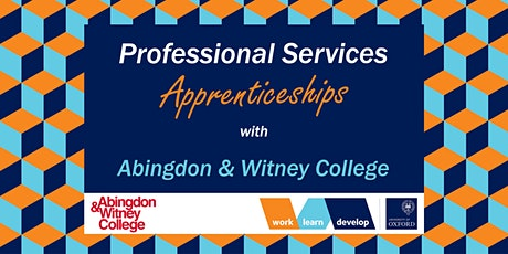 Professional Service Apprenticeships with A&W College | Apprenticeship Expo tickets