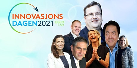 Innovasjonsdagen 2021 tickets